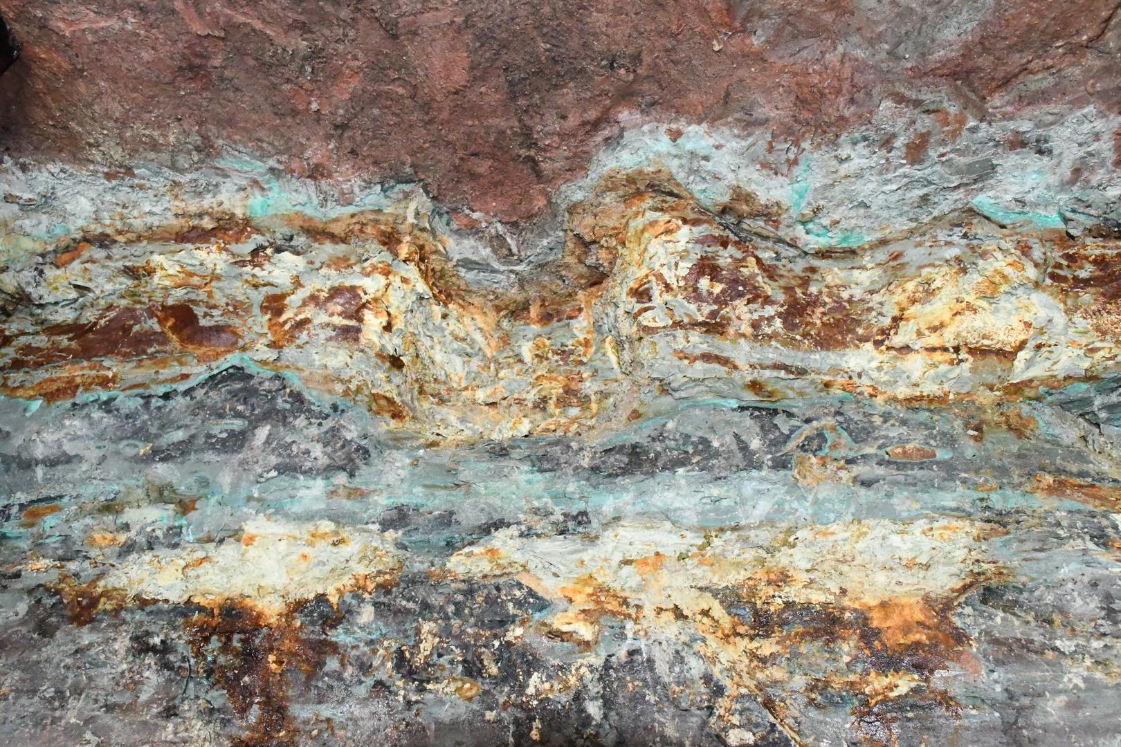 Důl Bohumír - ruda