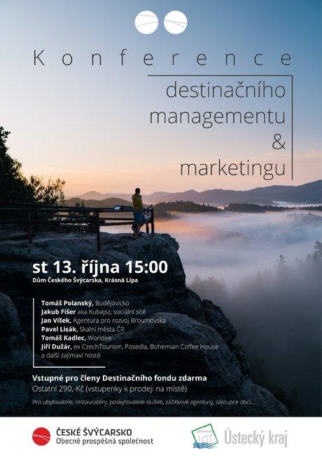 Konference destinačního managementu a marketingu