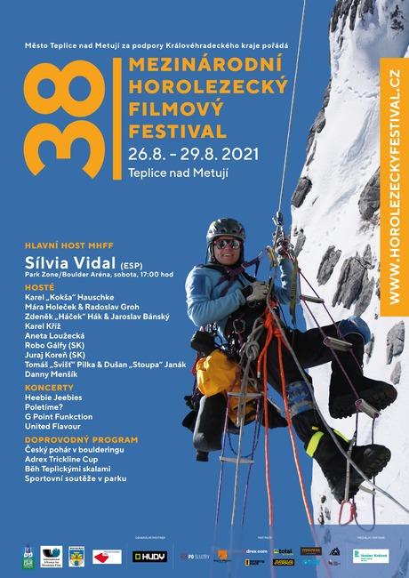 Mezinárodní horolezecký filmový festival 2021