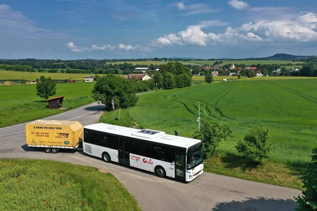 Turistické autobusy 2021