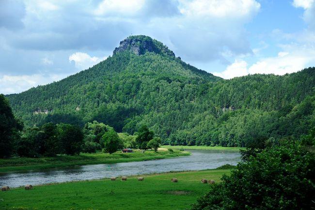 Stolové hory v Saském Švýcarsku