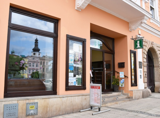 Informační centrum Broumov