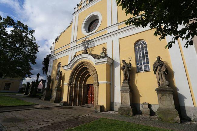 Kostel Nanebevzetí Panny Marie v Polici nad Metují