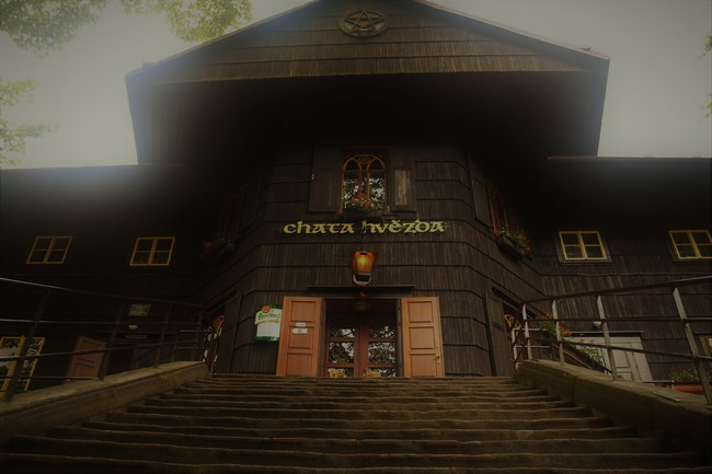 Restaurace Chata Hvězda