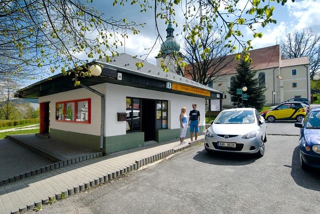 Informační centrum Jiřetín pod Jedlovou