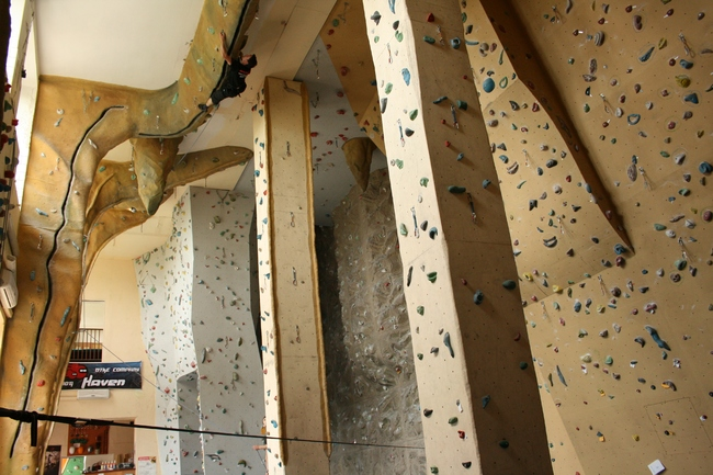 Horolezecká stěna Sobotka