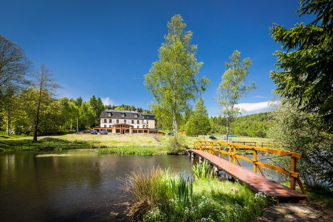Wellness Hotel Ostrov