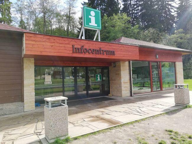 Turistické informační centrum Adršpach