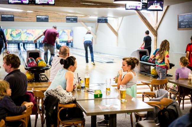 Bowling Bar Centrum Walzel
