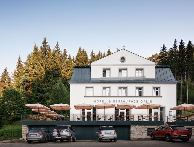 Restaurace Hotel Orlík