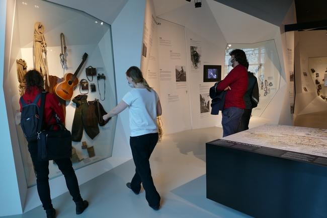 Muzeum Českého ráje – Expozice horolezectví