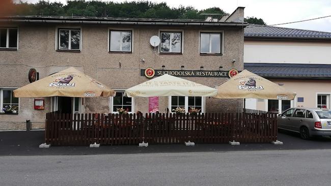 KAČÁMA Suchodolská restaurace